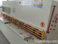 Sell Metform QC12Y hydraulic swing beam shearing machine price