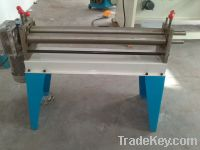 Sell Small type mechanical roll bending machine FM-2x1300