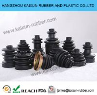 EPDM, NBR, CR, NR Automotive rubber products rubber boot