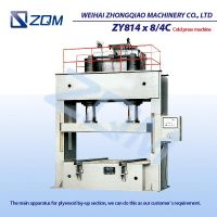 Sell  PLYWOOD  COLD  PRESS  MACHINE