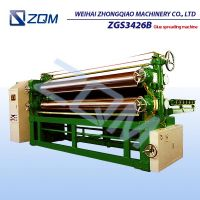 Sell  AUTOMATIC DOUBLE SIDE GLUE SPREADER/ZGS3426B