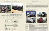 Sell Fuel Tank semi-trailer