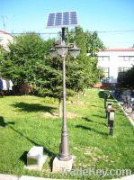 High Power LED Solar Garden Light 11W