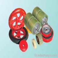 Sell PU Coating, PU Liner, Rollers, PU Roller