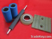 Sell Adhesive Roller, PU Plastic Coating, Rubber Coating