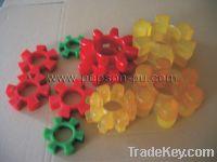 Sell PU Block, PU Elastic Block, PU Buffering Parts, PU Gasket