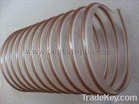Sell PU Corrugated Pipe, PU Corrugated Hose