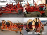 Sell Drum Trailer/Cable Winch
