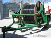 Sell Cable Drum Trailer/CABLE DRUM HANDLING EQUIPMENT
