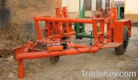 Sell cable drum carriage/CABLE DRUM TRAILER