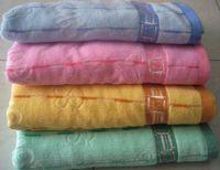 cotton towel sheet/ cotton towel blanket