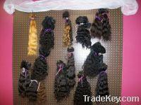 Sell Hair Extension , virgin india hair , remy human hair