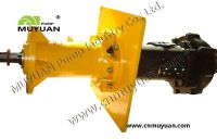 Sell rubber lined slurry pumps