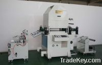 Sell roll to roll Automatic hydraulic die cutting machine