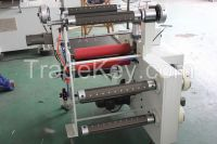 Three layer laminating machine