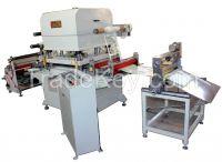 Automatic hydraulic type insulation foam die Cutting Machine