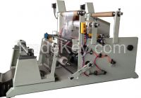 Sell laminating and slitting machine for the cellophane paper