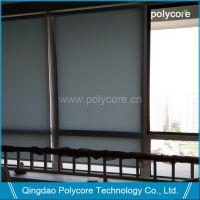 sell window curtain screen material, heating reflection window fabric  (heat reflection, save energy)