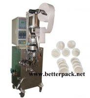Sell round shape tea bag coffee packaging machine