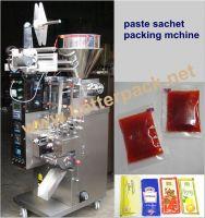 Sell tomato paste sachet packing machine