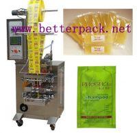 Sell liquid cosmetics packaging machine