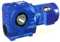 Geared Motor S Series(Helical Worm)