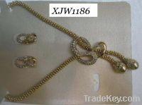 Wholesale spring jewelry set(XJW1186)
