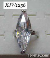 Sell gemstone rings(XJW1256)