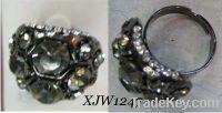 Sell gemstone rings (XJW1247)