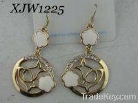 Sell pendant earrings (XJW1225)