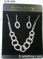Sell jewelry set (XJW1006)