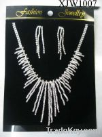 Sell Jewelry set (XJW1007)