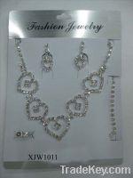 Sell Jewelry set (XJW1011)