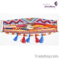 Sell New design friendship bracelet/ fashion jewelry/fashion manual jewelry