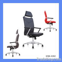 Sell high back leather office chair(XSB-4282)