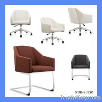 Sell leather/fabric office chair(XSB-95920)