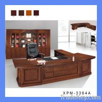 Sell executive desk and cabinet(XPM-3364A)