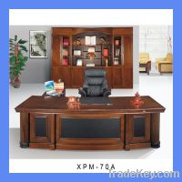 Sell wood office desk and file cabinet(XPM-70A)