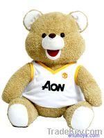 Sell plush stuffed toys bear