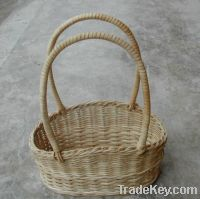 Sell rattan basketry/laundry baskets/wood basketry crafts/bamboo craft