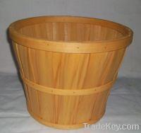 Sell wood baskets/fruit baskets/storage basketry
