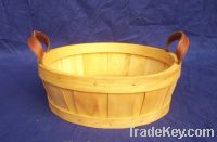 Sell wicker baskets/bambo basketry/hanging basketry