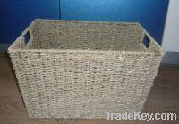 Sell storage basketry/garden flower baskets/wood basket crafts