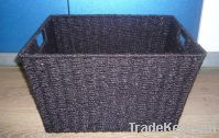 Sell rattan baskets/laundry baskets/wood basketry crafts/bamboo craft