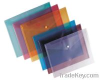 2011 the office necessary supplies plastic document wallet