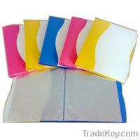 2011 office and school necessary supplies clear display book