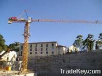 Supplier Tower crane