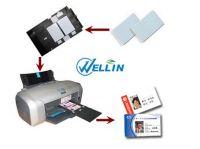 Sell inkjet printable white card CR80