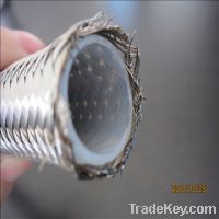 Sell ss braided plastic ptfe hose