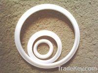 Sell plastic ptfe valve seat ring